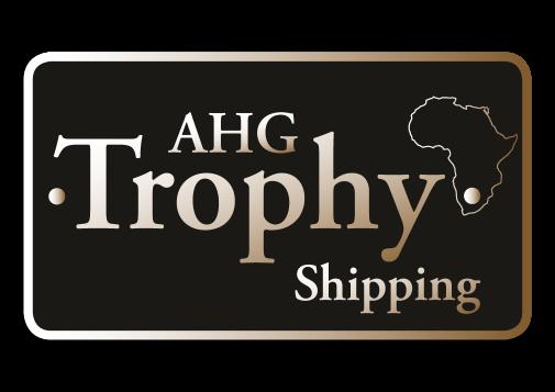 AHG TROPHY Shipping logo